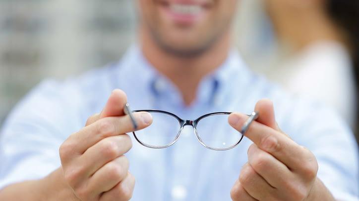 Vorsorge & Brille